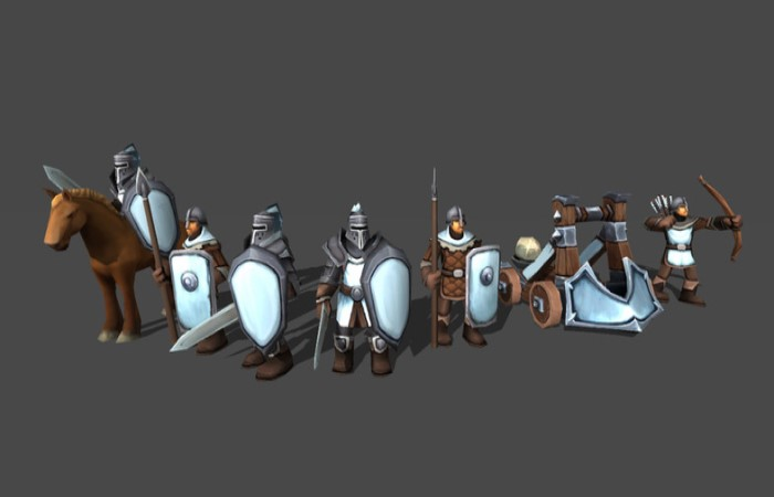 Dev Diary - MMORTS AI part 2