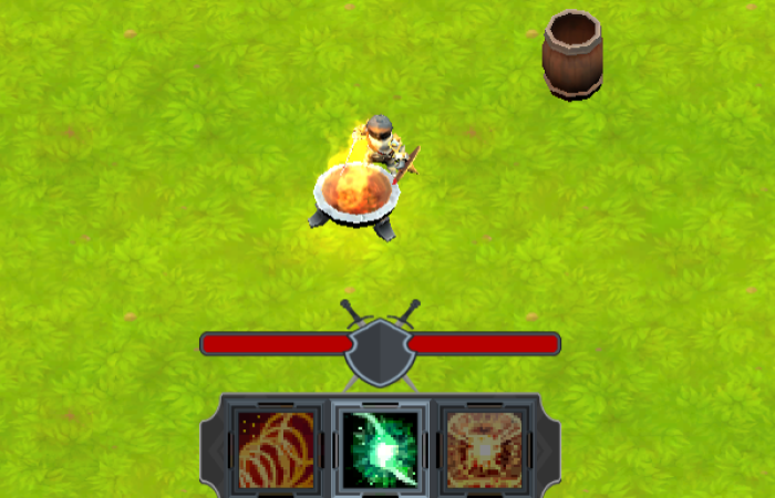 Dev Diary - Shards of Magic fire particles